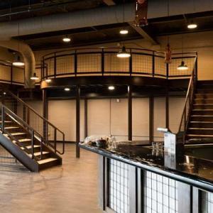 Lobby Cafe Renovations